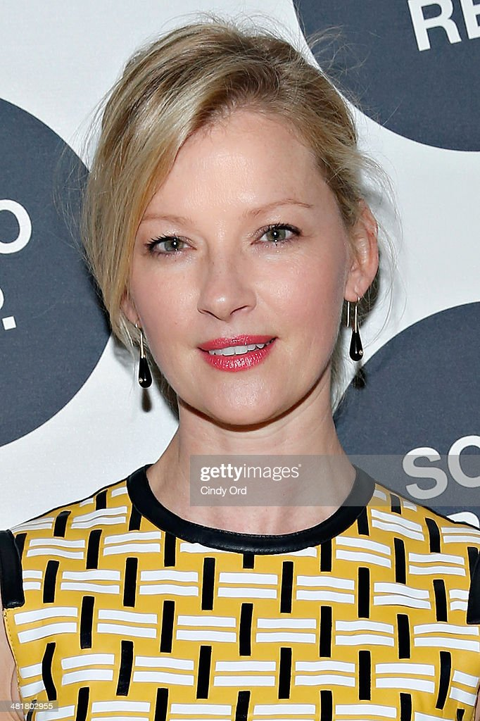 Actress <a gi-track='captionPersonalityLinkClicked' href=/galleries/search?phrase=Gretchen+Mol&family=editorial&specificpeople=206189 ng-click='$event.stopPropagation()'>Gretchen Mol</a> attends Soho Rep's 2014 Spring Fete at The Angel Orensanz Foundation on March 31, 2014 in New York City.