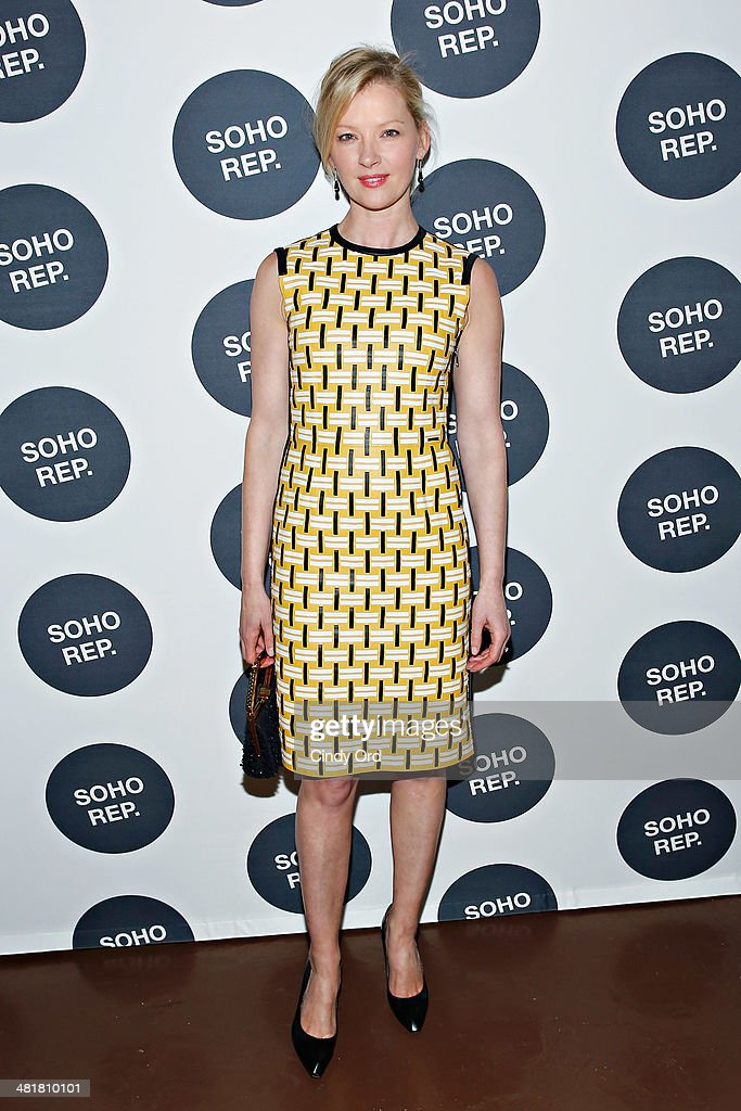Actress Gretchen Mol attends Soho Rep's 2014 Spring Fete at The Angel Orensanz Foundation on March 31, 2014 in New York City.
