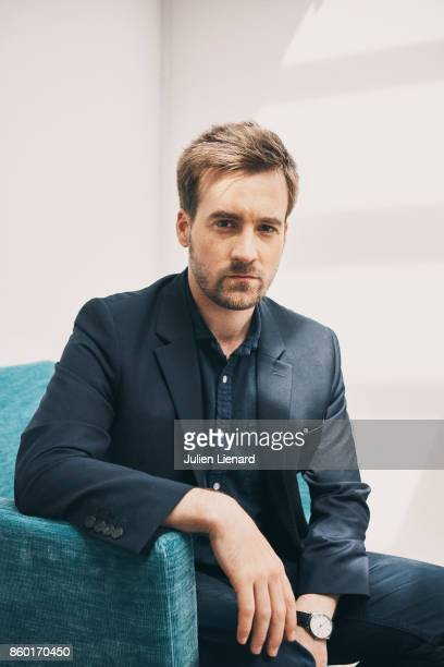 Actress Grégoire LeprinceRinguet is photographed for Self Assignment on May 22 2017 in Cannes France