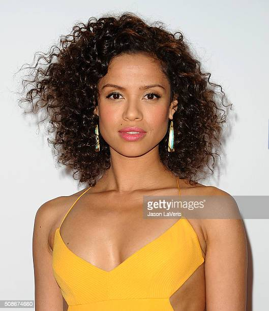 Actress Gugu MbathaRaw attends the 47th NAACP Image Awards at Pasadena Civic Auditorium on February 5 2016 in Pasadena California