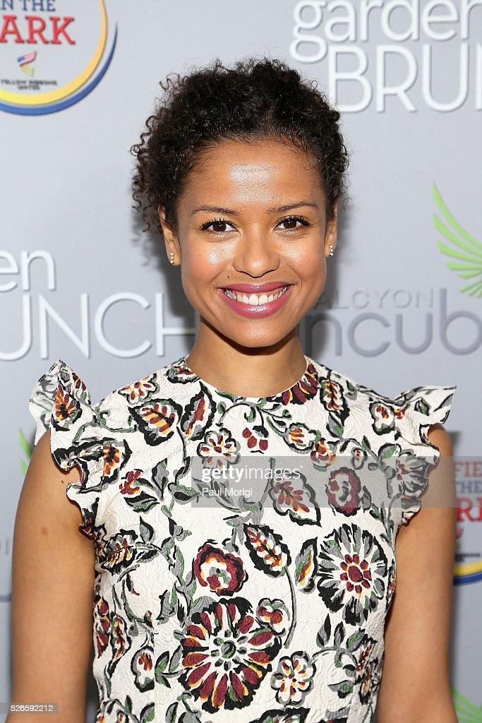 Actress <a gi-track='captionPersonalityLinkClicked' href=/galleries/search?phrase=Gugu+Mbatha-Raw&family=editorial&specificpeople=5897973 ng-click='$event.stopPropagation()'>Gugu Mbatha-Raw</a> attends the Garden Brunch prior to the 102nd White House Correspondents' Association Dinner at the Beall-Washington House on April 30, 2016 in Washington, DC.
