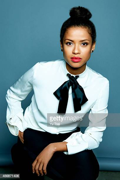 Actress Gugu MbathaRaw is photographed for Variety on September 6 2014 in Toronto Ontario