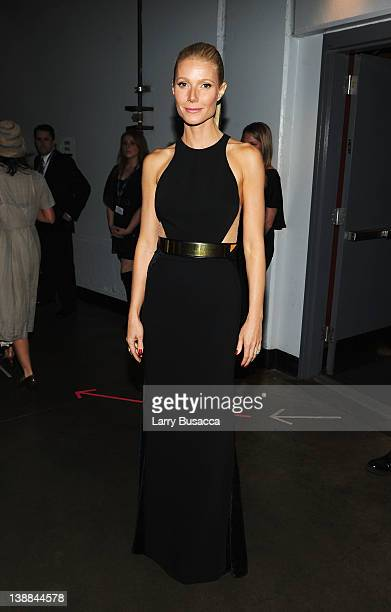 Actress Gwyneth Paltrow arrives at the 54th Annual GRAMMY Awards held at Staples Center on February 12 2012 in Los Angeles California