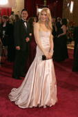 Actress Gwyneth Paltrow arrives at the 77th Annual Academy Awards at the Kodak Theater on February 27 2005 in Hollywood California