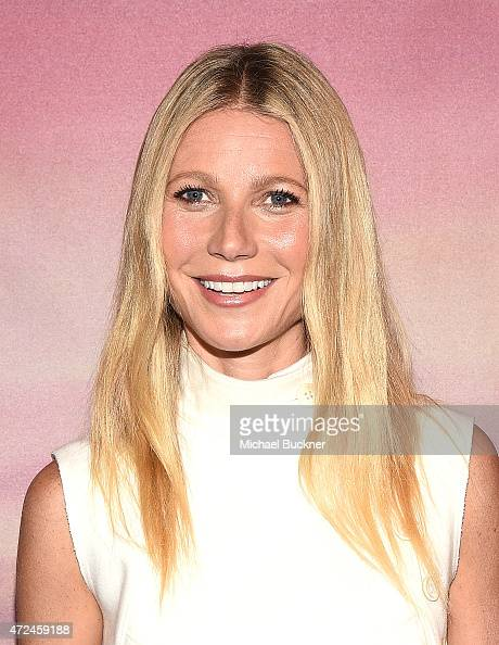Actress Gwyneth Paltrow arrives at the screening of 'I'll See You In My Dreams' at The London Screening Room on May 7 2015 in West Hollywood...