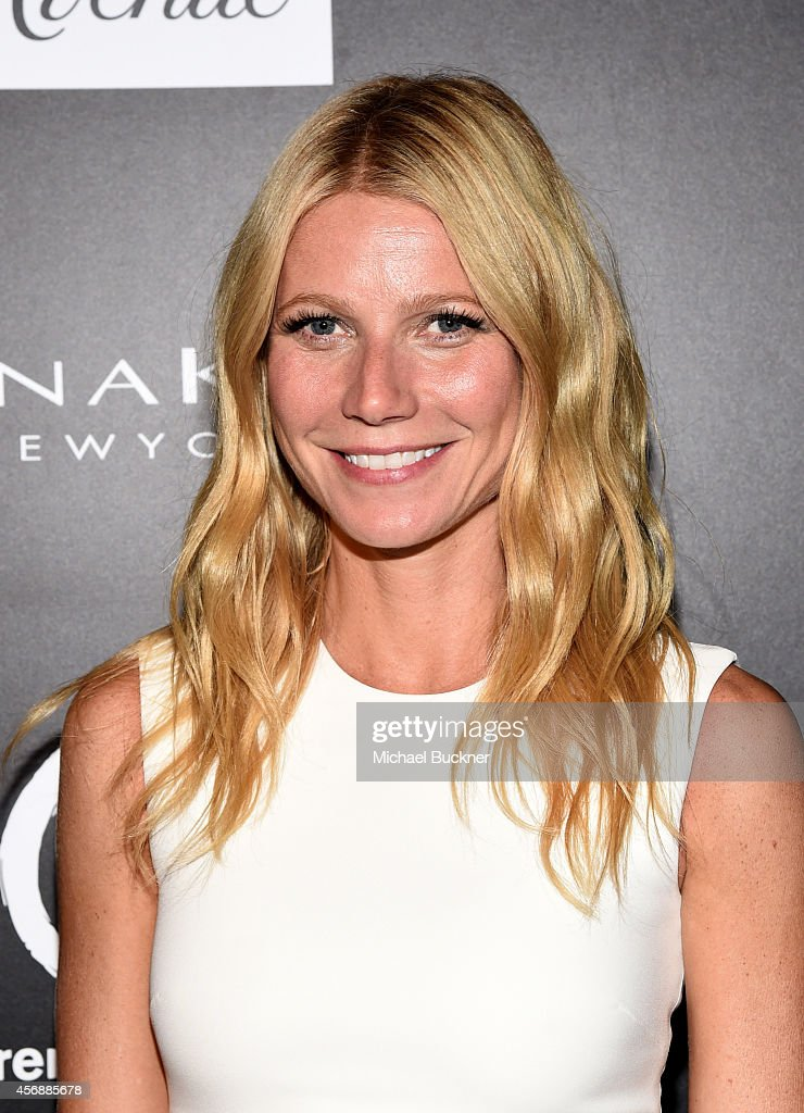 Actress Gwyneth Paltrow attends the fifth annual PSLA Autumn Party benefiting Children's Institute Inc sponsored by Saks Fifth Avenue with fashion...