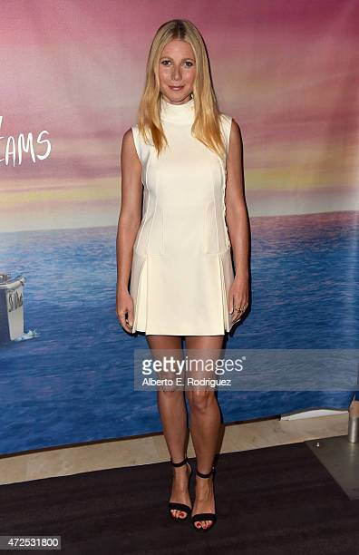 Actress Gwyneth Paltrow attends the Los Angeles special screening of Bleecker Street's 'I'll See You In My Dreams' at The London Screening Room on...