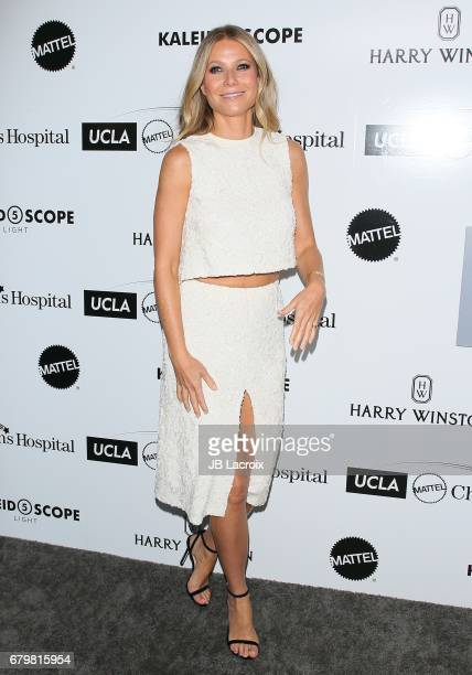 Actress Gwyneth Paltrow attends the UCLA Mattel Children's Hospital's Kaleidoscope on May 06 2017 in Culver City California