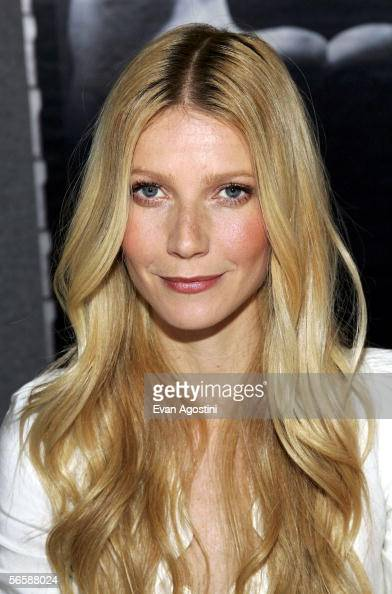 Actress Gwyneth Paltrow participates in a press conference for the film 'Proof' during the 2005 Toronto International Film Festival on September 12...