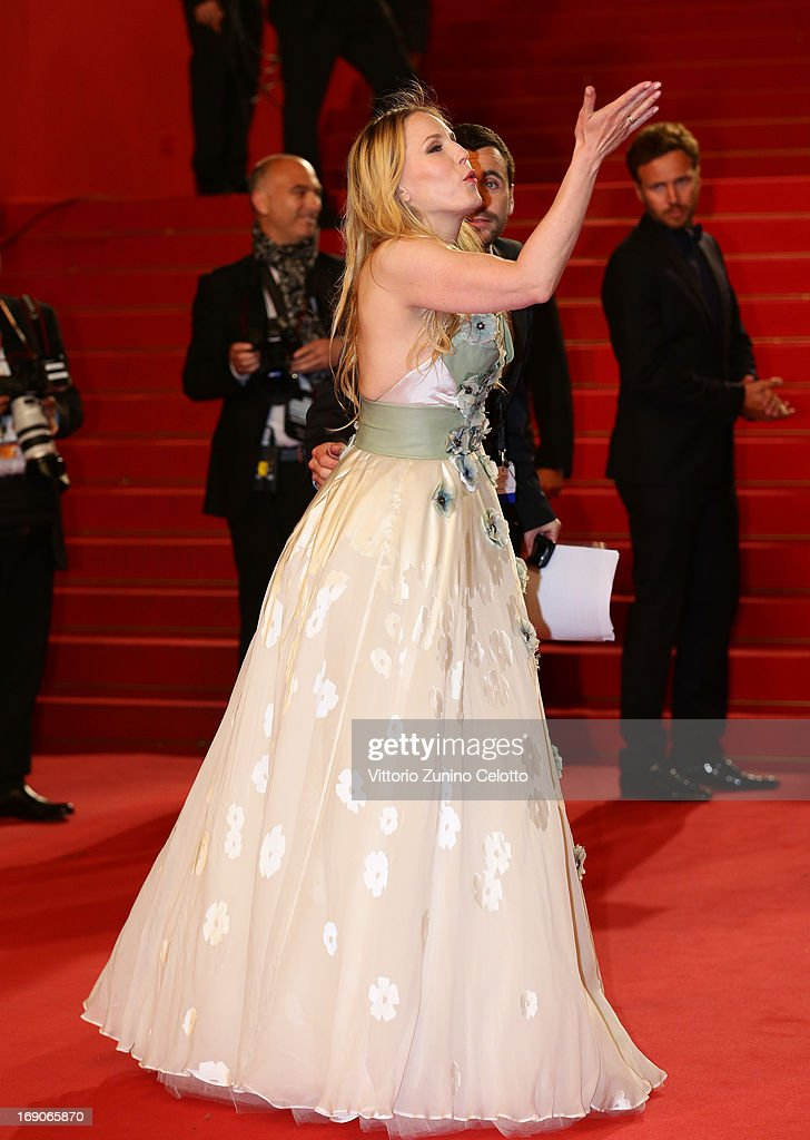Actress Hadewych Minis attends the 'Borgman' Premiere during the 66th Annual Cannes Film Festival at the Palais des Festivals on May 19, 2013 in Cannes, France.