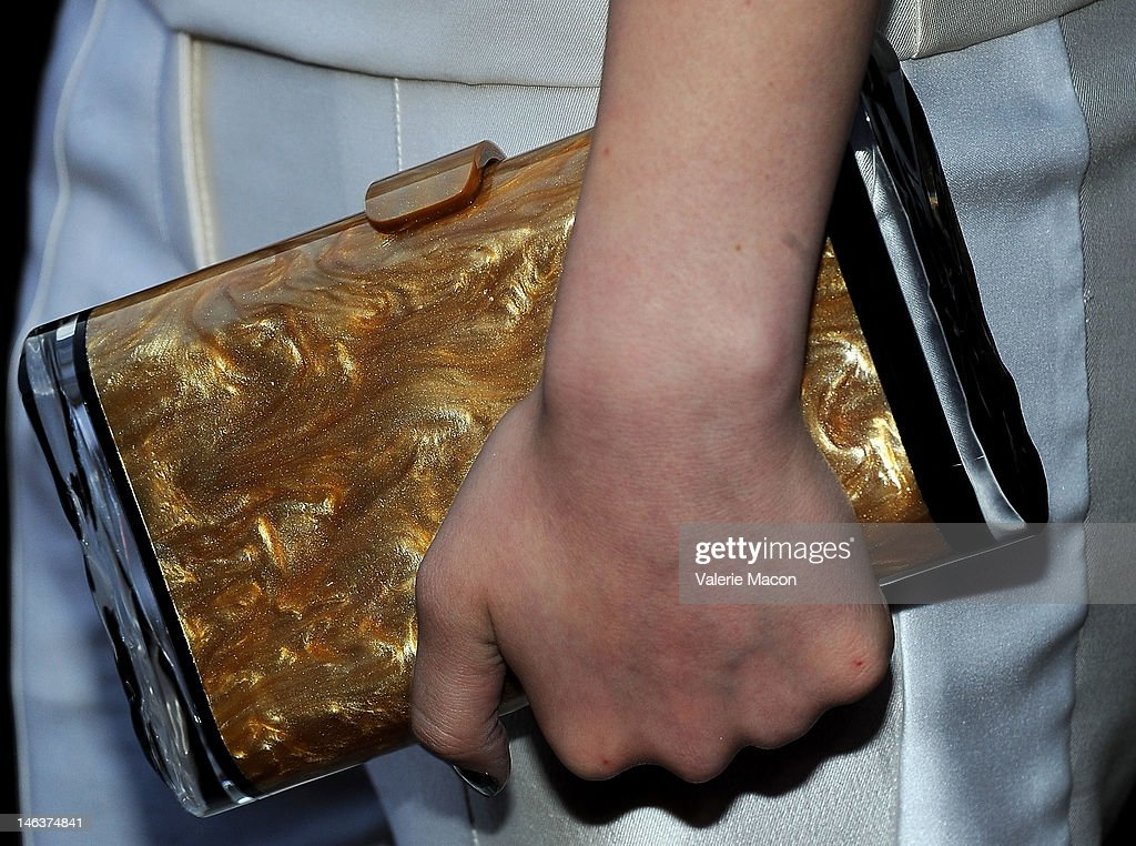 Actress Hailee Steinfeld arrives at the Young Hollywood Awards at Hollywood Athletic Club on June 14, 2012 in Hollywood, California.