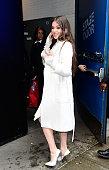 NY: Celebrity Sightings In New York City - November 12, 2019