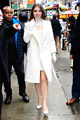 Celebrity Sightings In New York City - November 12, 2019