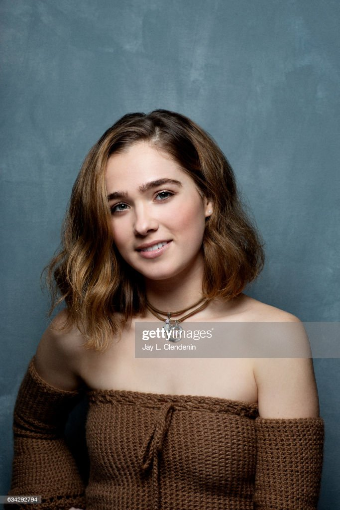 Actress Haley Lu Richardson, from the film Columbus, is photographed at the 2017 Sundance Film Festival for Los Angeles Times on January 22, 2017 in Park City, Utah. PUBLISHED IMAGE.