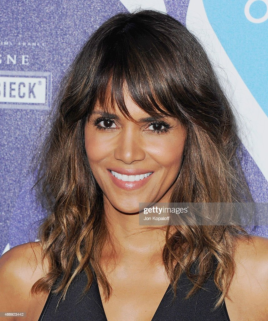 Actress Halle Berry arrives at the 2nd Annual Unite4humanity Event at The Beverly Hilton Hotel on February 19 2015 in Beverly Hills California