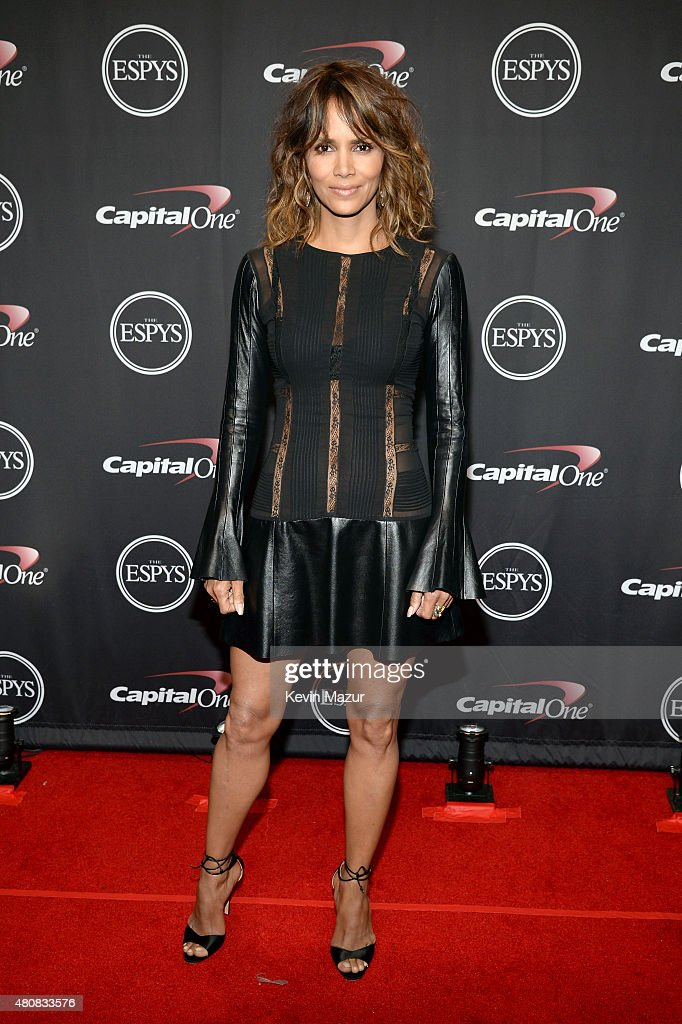 Actress Halle Berry attends The 2015 ESPYS at Microsoft Theater on July 15 2015 in Los Angeles California