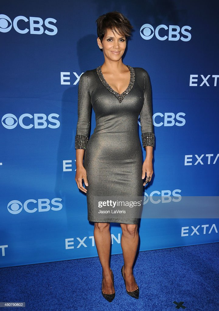 Actress Halle Berry attends the premiere of 'Extant' at California Science Center on June 16 2014 in Los Angeles California