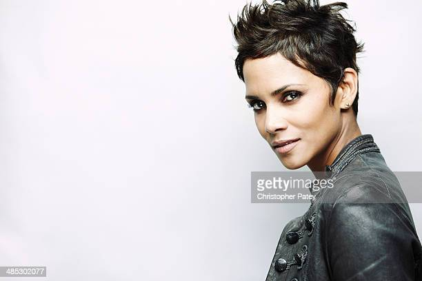 Actress Halle Berry is photographed for The Wrap on November 1 2010 in Los Angeles California