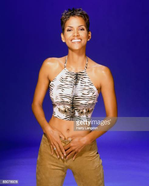 Actress Halle Berry poses for a portrait on June 26 2000 in Los Angeles California
