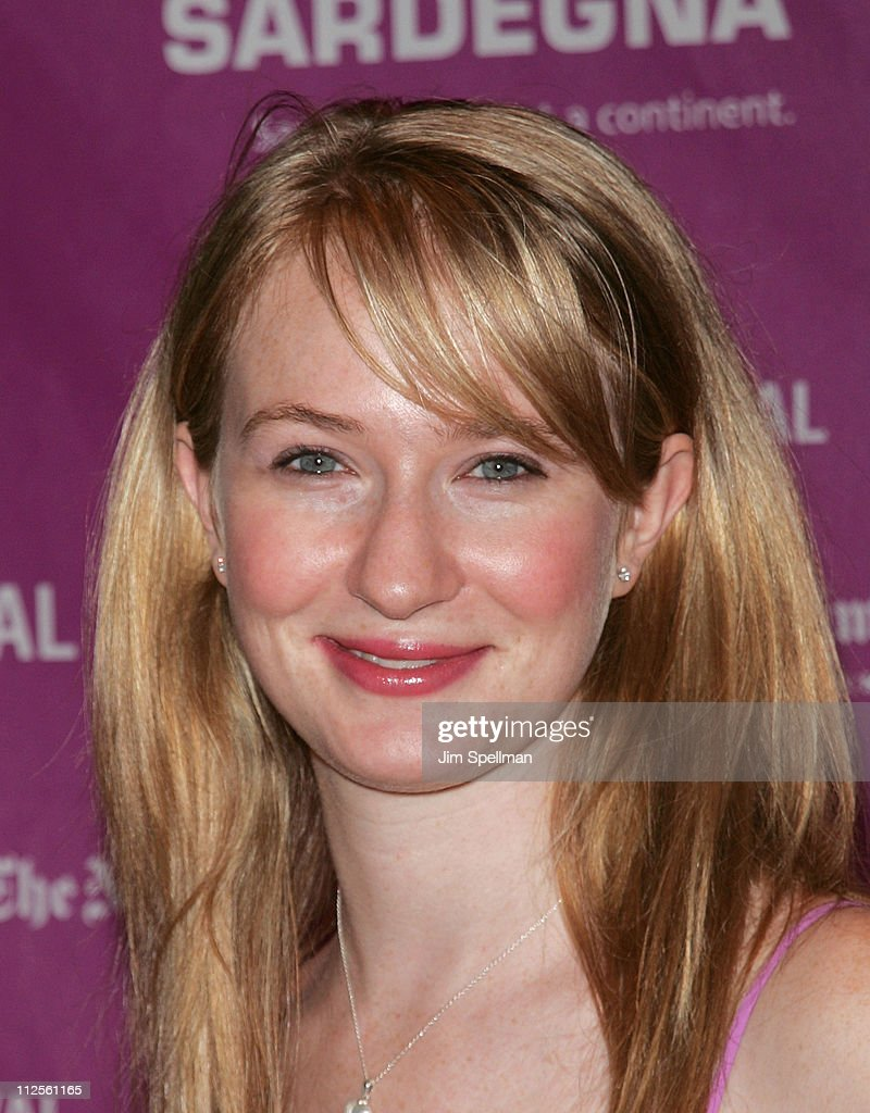 Actress Halley Feiffer attends the 45th New York Film Festival- 'Margot at the Wedding' Premiere at The Rose Theater, Frederick P. Rose Hall on October 7, 2007 in New York City.