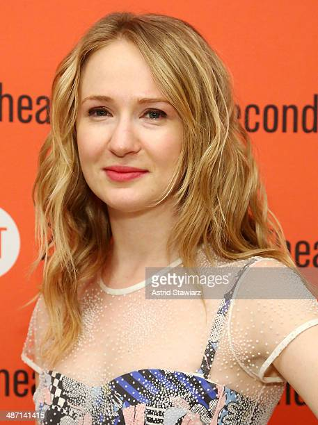 Actress Halley Feiffer attends the after party for 'The Substance Of Fire' opening night at Four at Yotel on April 27 2014 in New York City