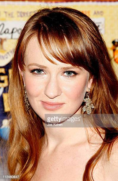 Actress Halley Feiffer attends the screening of 'Gentlemen Broncos' at Tribeca Cinemas on October 26 2009 in New York City