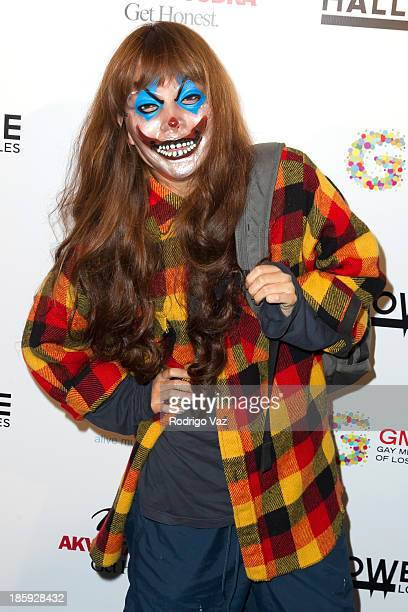 Actress Hana Mae Lee attends Fred and Jason's 8th Annual 'Halloweenie' Holiday Concert By The Gay Men's Chorus of Los Angeles at Los Angeles Theatre...