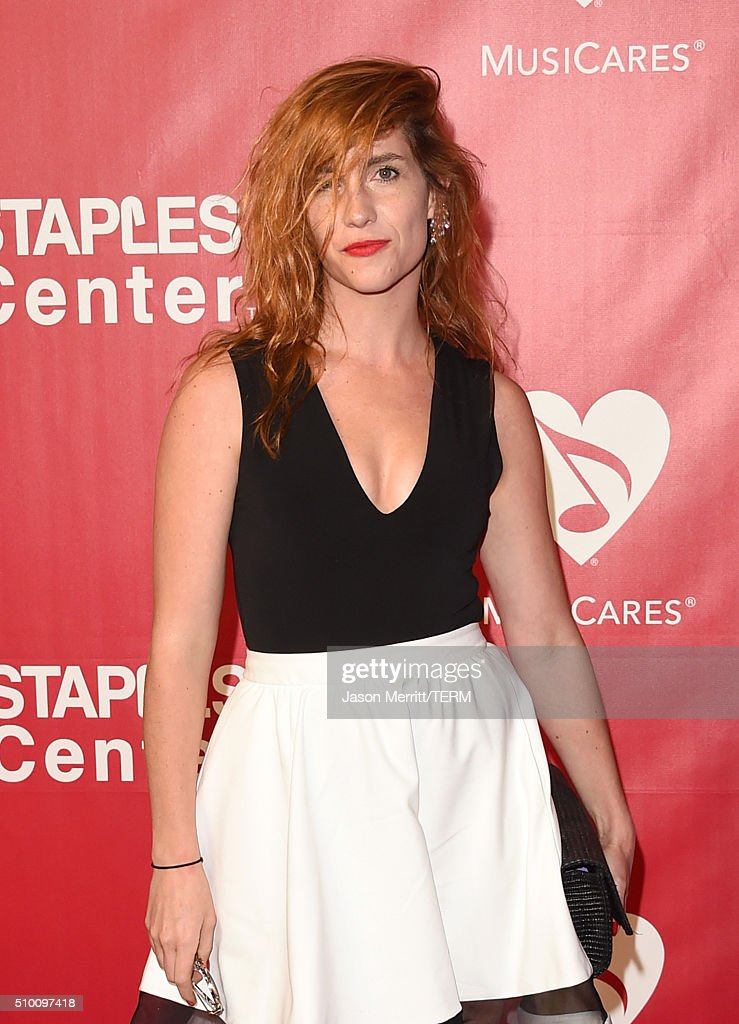 Actress Hana Vagnerova attends the 2016 MusiCares Person of the Year honoring Lionel Richie at the Los Angeles Convention Center on February 13, 2016 in Los Angeles, California.