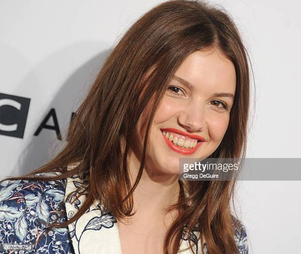Actress Hannah Murray arrives at the BBC America BAFTA Los Angeles TV Tea Party at The London Hotel on September 17 2016 in West Hollywood California
