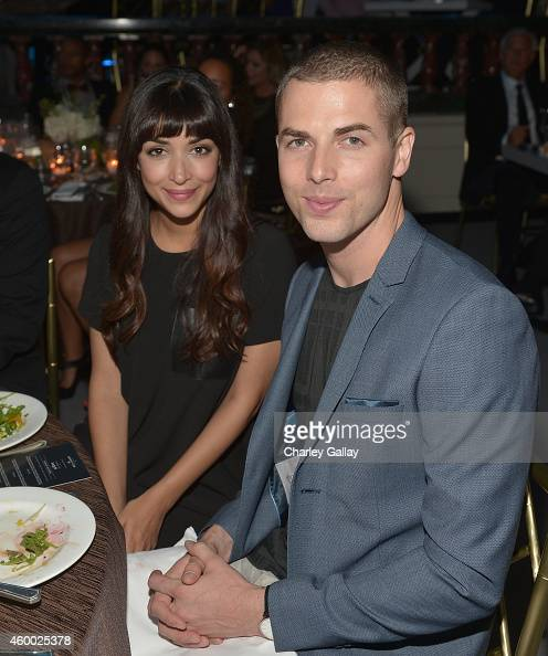 Actress Hannah Simone and TV Personality Jesse Giddings attend the 6th Annual Night of Generosity Gala presented by generosityorg at the Beverly...