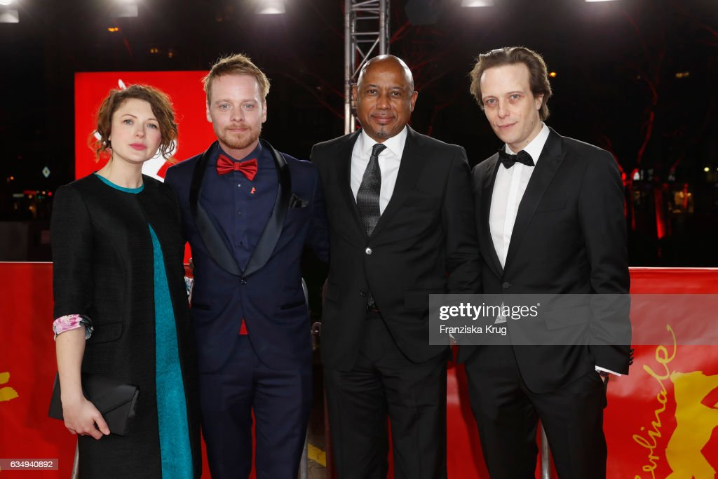 'The Young Karl Marx' Premiere - Audi At The 67th Berlinale International Film Festival