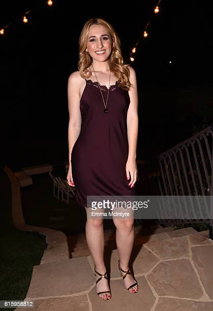 Actress Harley Quinn Smith attends ASPCA's Los Angeles Benefit on October 20 2016 in Bel Air California