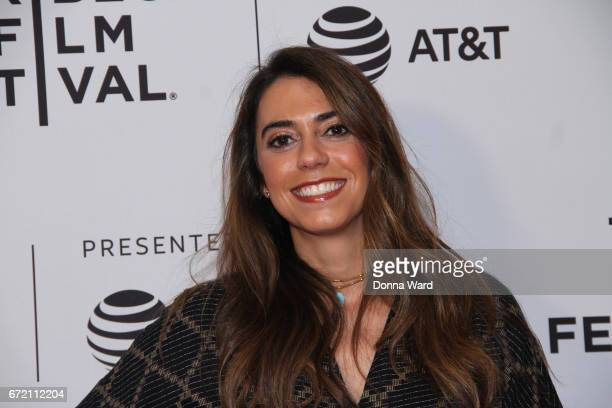 Actress Haroula Rose attends Tribeca TV Pilot Season 'Lost and Found' showing during the 2017 Tribeca Film Festival at Cinepolis Chelsea on April 23...