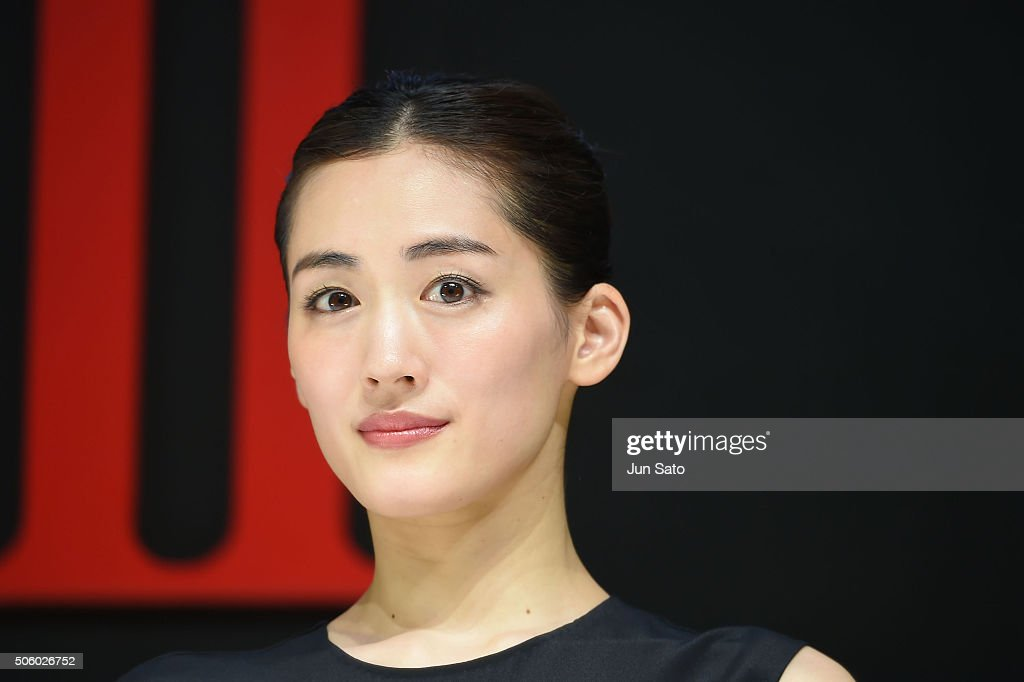 Actress <a gi-track='captionPersonalityLinkClicked' href=/galleries/search?phrase=Haruka+Ayase&family=editorial&specificpeople=4451163 ng-click='$event.stopPropagation()'>Haruka Ayase</a> attends the event for SK-II Change Destiny Forum at the Prince Park Tower on January 21, 2016 in Tokyo, Japan.