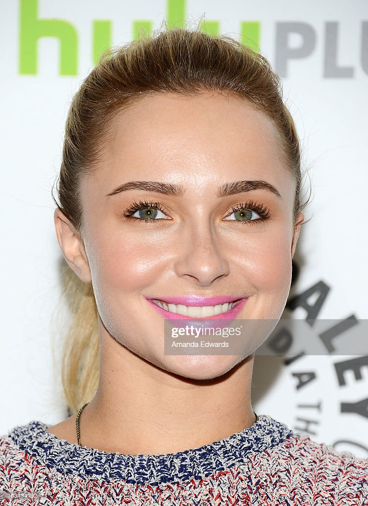 Actress Hayden Panettiere arrives at the 30th Annual PaleyFest: The William S. Paley Television Festival featuring 'Nashville' at the Saban Theatre on March 9, 2013 in Beverly Hills, California.