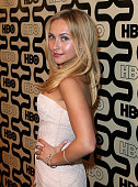Actress Hayden Panettiere attends HBO's Official Golden Globe Awards After Party held at Circa 55 Restaurant at The Beverly Hilton Hotel on January...