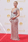 Actress Hayden Panettiere attends the 66th Annual Primetime Emmy Awards held at Nokia Theatre LA Live on August 25 2014 in Los Angeles California
