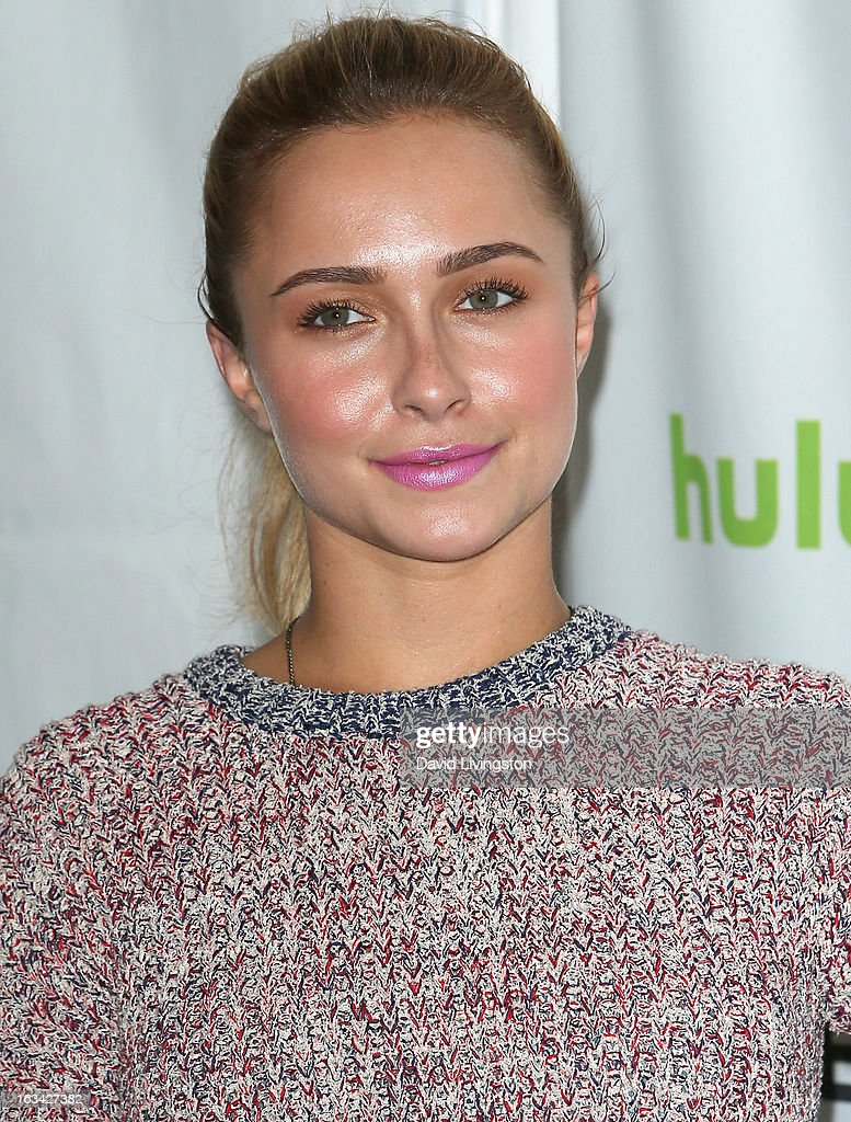 Actress Hayden Panettiere attends The Paley Center For Media's PaleyFest 2013 honoring 'Nashville' at the Saban Theatre on March 9, 2013 in Beverly Hills, California.