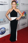 Actress Hayden Panettiere attends the Universal NBC Focus Features E sponsored by Chrysler viewing and after party with Gold Meets Golden held at The...