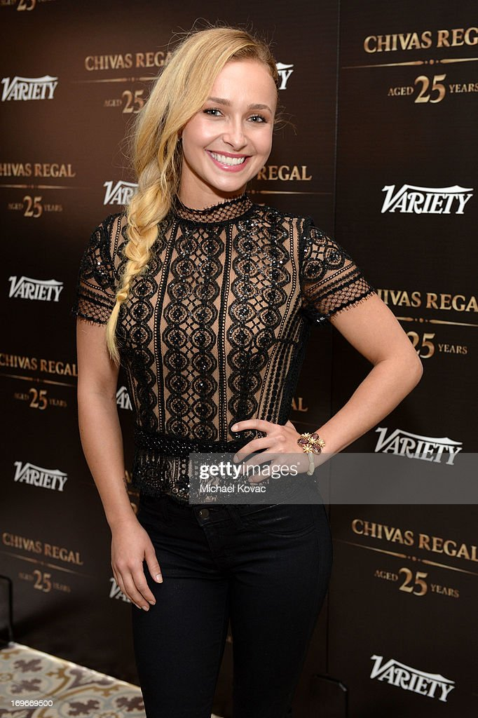 Actress Hayden Panettiere attends the Variety Emmy Studio at Palihouse on May 30, 2013 in West Hollywood, California.