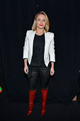 Actress Hayden Panettiere attends Time Warner Cable Studios and Revolt Bring the Music Revolution event on February 1 2014 in New York City