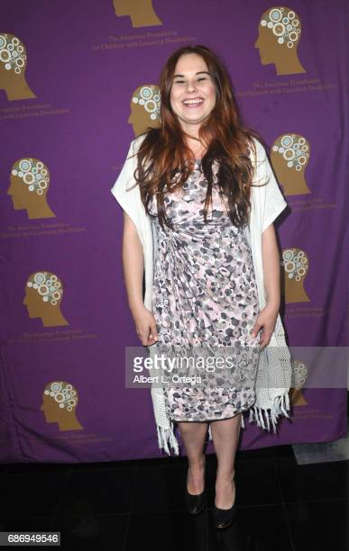 Actress Hayley Gripp arrives for The Jonathan Foundation Presents The 2017 Spring Fundraising Event To Benefit Children With Learning Disabilities...