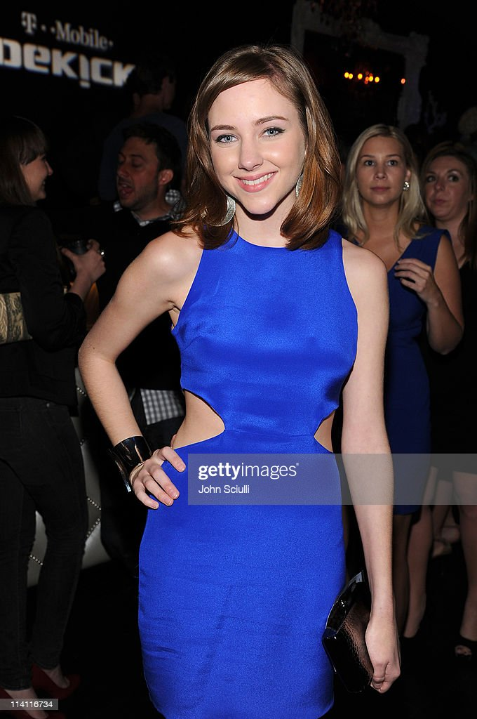 Actress Hayley Ramm attends the 'Skateland' after party on May 11, 2011 in Hollywood, California.