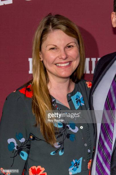 Actress Heather Ayers attends the 'Brockmire' red carpet event at 40 / 40 Club on March 22 2017 in New York City