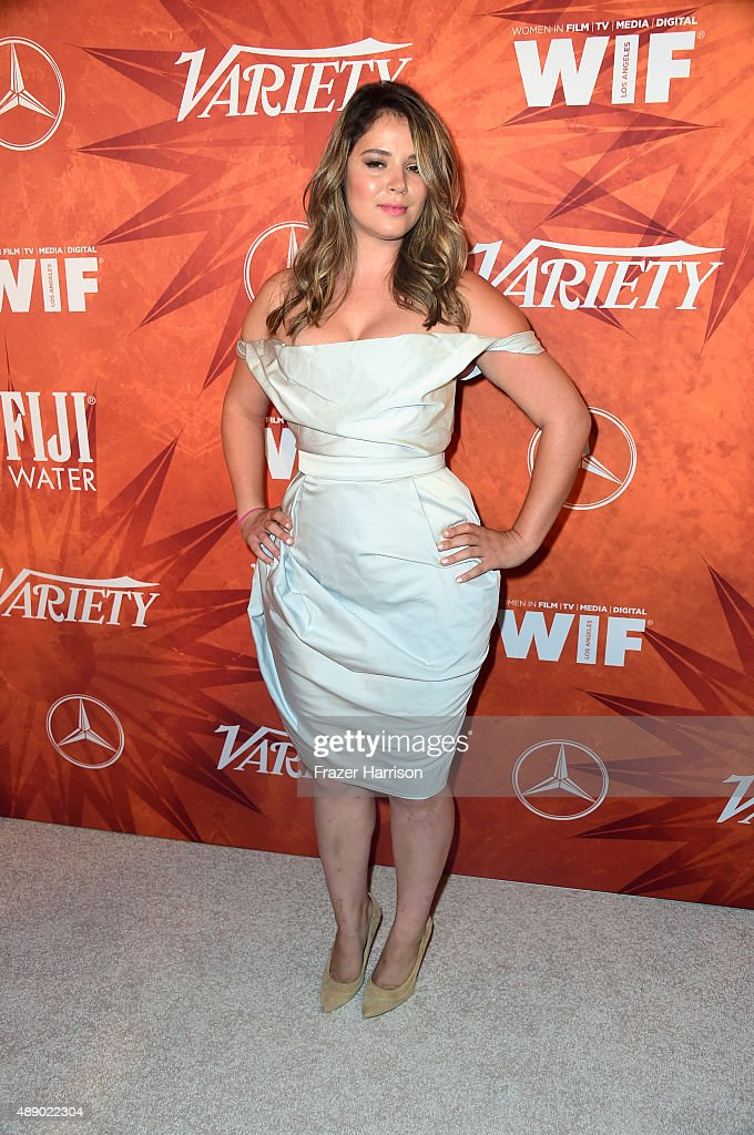 Actress Heather Donahue attends the Variety and Women in Film Annual PreEmmy Celebration at Gracias Madre on September 18 2015 in West Hollywood...