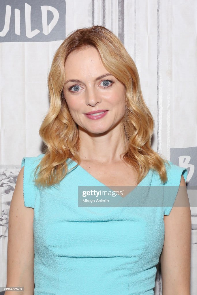 """Build Presents Heather Graham Discussing Her Show """"Law & Order True Crime: The Menendez Murders"""""""