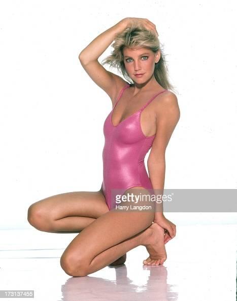 Actress Heather Lockle...