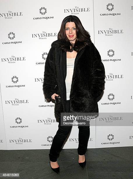 Actress Heather Matarazzo attends 'The Invisible Woman' New York Premiere at Museum of Modern Art on December 9 2013 in New York City