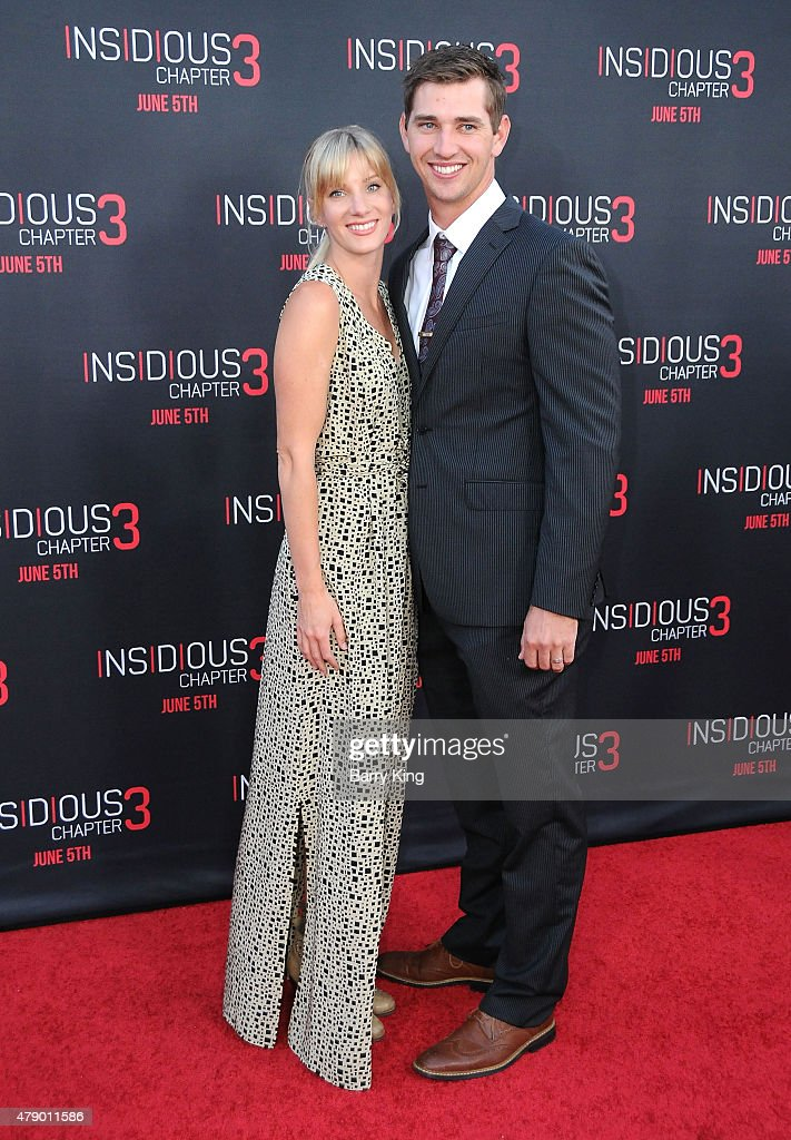 """Premiere Of Focus Features' """"Insidious: Chapter 3"""" - Arrivals"""