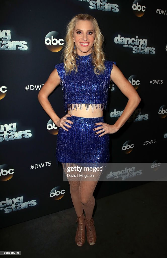 """""""Dancing With The Stars"""" Season 24 - March 27, 2017 - Arrivals"""